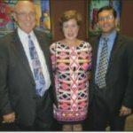 Shah-with-TMA-President-Dr-Read-TMAF-President-Dr-Fuller-Oct-2016